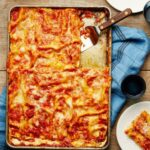 All-Crust Sheet-Pan Lasagna