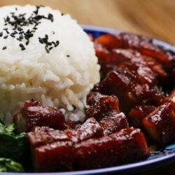 Malaysian-Style Barbecue Pork Belly