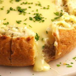 Bloomin' Brie Bread