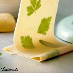 Laminated Pasta Dough