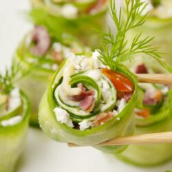Greek Sushi