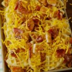 Chicken & Waffle Nachos