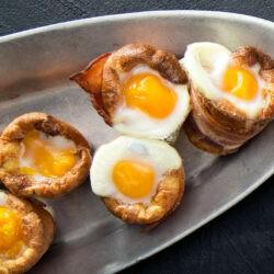 Breakfast Yorkshire Pudding