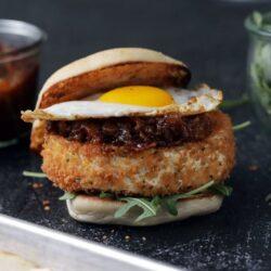 Hangover Breakfast Sandwich