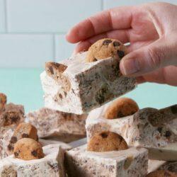 Milk 'n Cookies Fudge