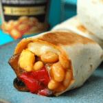 Heinz Beanz Breakfast Burrito