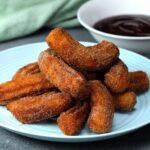 Pumpkin Spice Churros