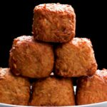 Ham And Cheese Hash Brown Cubes