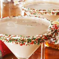 Sugar Cookie Martinis