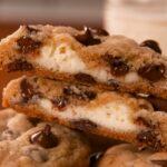 Cheesecake Stuffed Cookies
