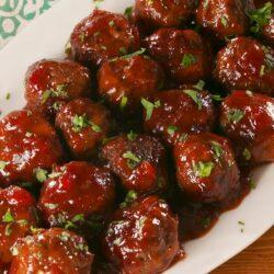 Best Cocktail Meatballs