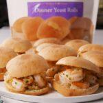 Garlic Butter Shrimp Boats