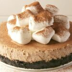 Best Hot Cocoa Cheesecake