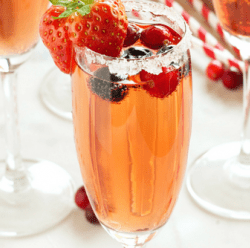 Sparkling Winter Berry