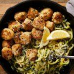 Garlic Butter Meatballs