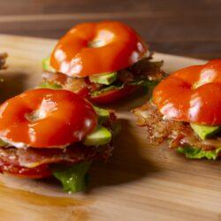 Tomato Bun BLT