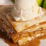 Caramel Apple Cheesecakeadilla