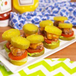 Pickle Sliders