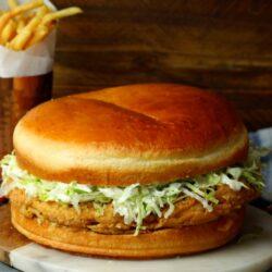 Giant Mayo Chicken Sandwich
