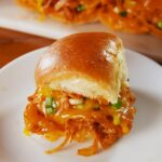Chicken Enchilada Sliders