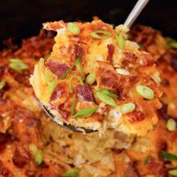 Crock-Pot Breakfast Casserole