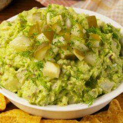 Pickle Guacamole