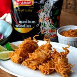Amoy Chicken Noodle Twists