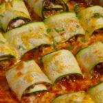 Zucchini Taco Roll-Ups