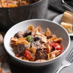 One-Pot Sausage And Peppers Pasta