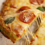 Gluten-Free Broccoli-Crust Pizza Recipe