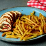 Crispy Chicken Fajita Roll Ups