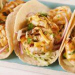 Cilantro-Lime Shrimp Tacos