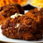 Jalapeno Popper Stuffed Fried Chicken