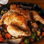Tuscan Butter Roast Chicken