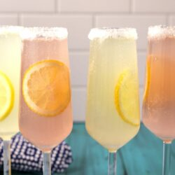 Lemonade Mimosas