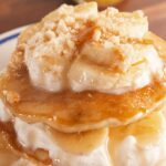Banana Pudding Pancakes