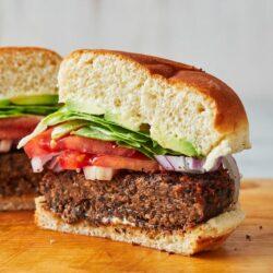 Best-Ever Black Bean Burgers