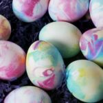 Cool Whip Easter Eggs