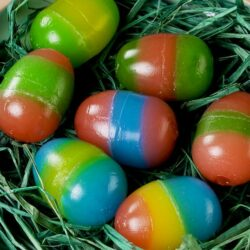 Jell-O Easter Eggs