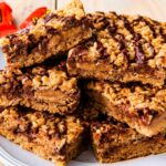Reese's Stuffed Rice Krispies Treats
