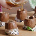 Cadbury Creme Egg Shots