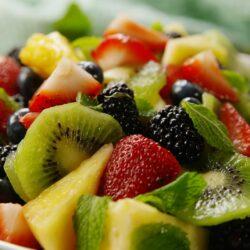 Mimosa Fruit Salad