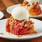 Crustless Apple Pies