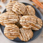 Cheesecake Stuffed Carrot Cake Cookies