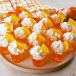 Creamsicle Jell-O Shots