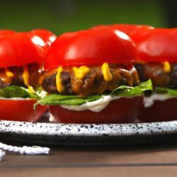 Tomato Bun Sliders