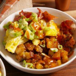 Cowboy Breakfast Bowls