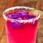 Color-Changing Margaritas