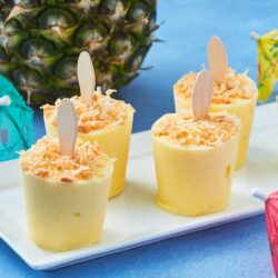 Boozy Dole Whip Pops