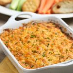 Classic Hot Crab Dip For A Crowd